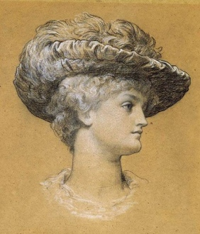 Portrait of Dorothy Dene,