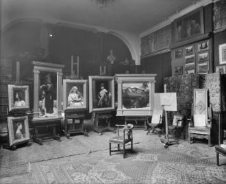 Leighton's Studio