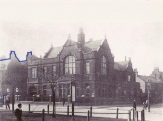 Fig16 The Clapham Public Library