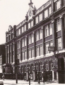 Fig19 Classical style building at No.4 c. 1975