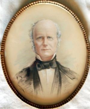 Revd Dr Walter Medhurst DD (Hillier Collection)