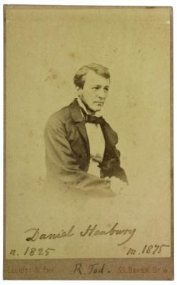 Daniel Hanbury