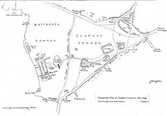 Fig4_1745_plan_of_Clapham_Common