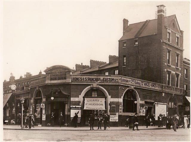 Clapham Common Underground Station: