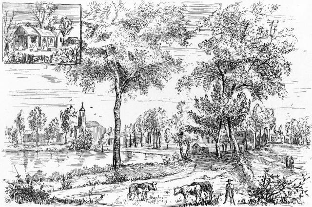 Clapham Common around 1790