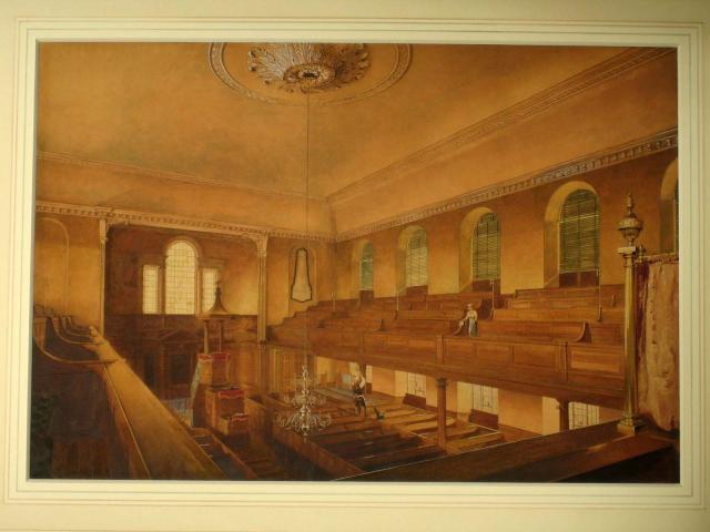 Holy Trinity Church, Clapham Common:
