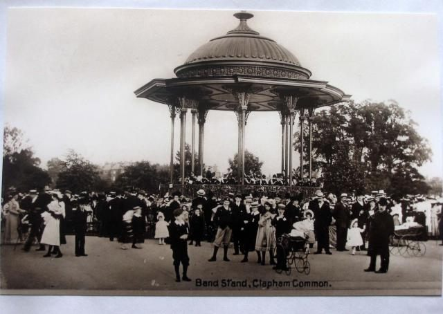 The Bandstand,