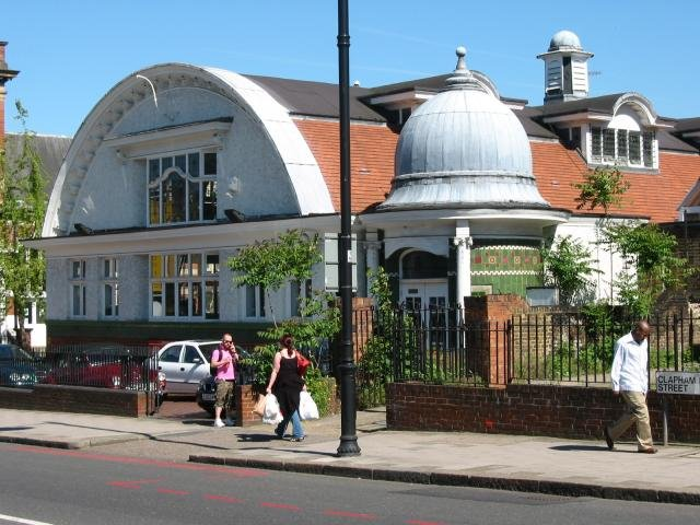 Former Temperance Billiard Hall,