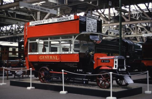 The Museum of British Transport,