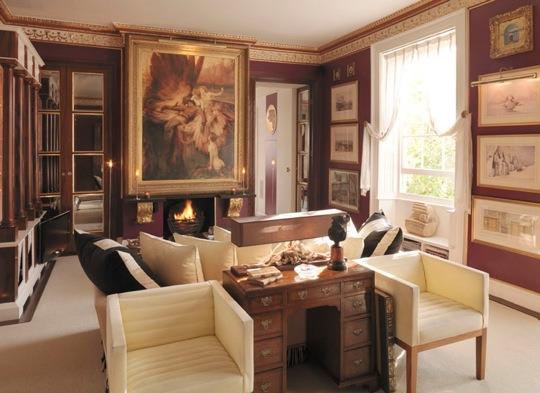 The interior 2011