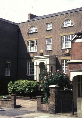 The Royal Warrants on Sycamore House, 1978
