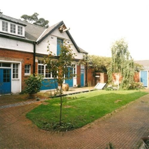 Former coach house/stable from sales brochure, 1999