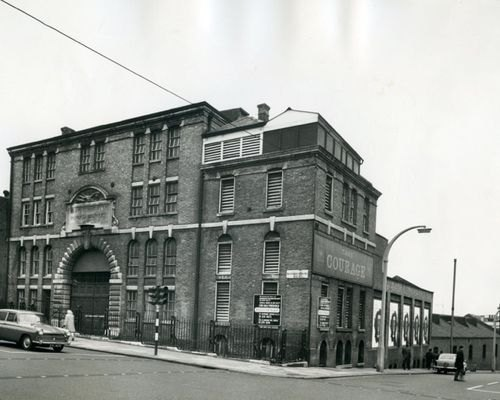 The Plough Brewery c. 1968