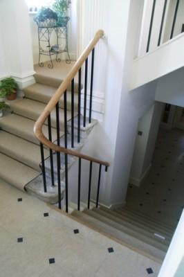 Interior staircase 2011