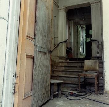 Entrance hall 1988,