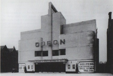 The Odeon cinema