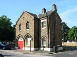Clapham Fire Station