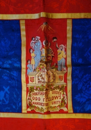 Oddfellows Banner