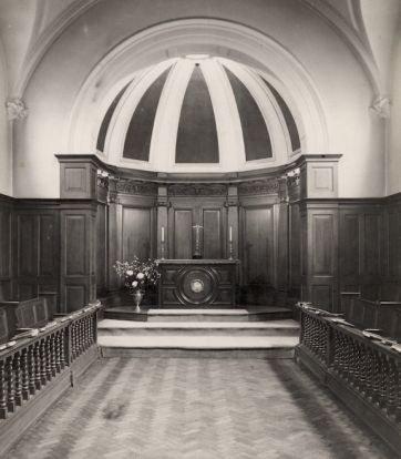 Ingleton House Chapel. c1930