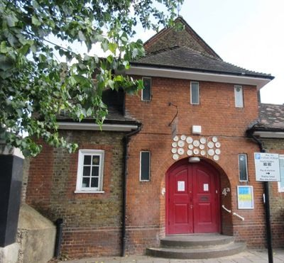 The Chapel as Clapham Pottery