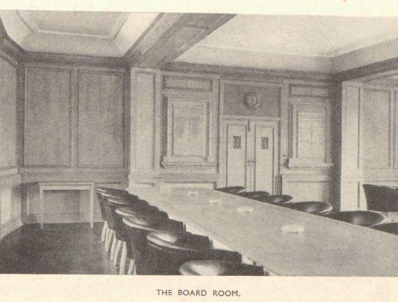 The Board Room,