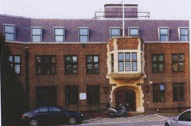 MHT (Metropolitan Housing Trust) building,