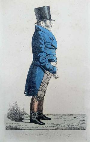 Richard Thornton Cartoon