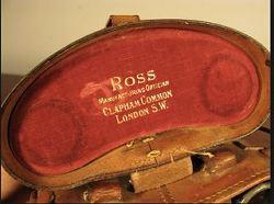 Binocular Case inside cover