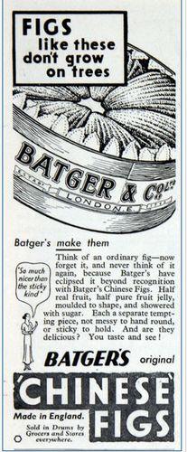 Batgers 1934