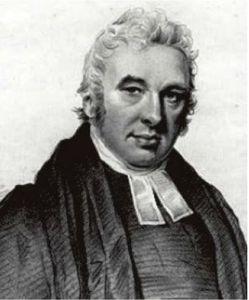 The Revd John Venn