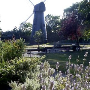 Brixton windmill open dayy