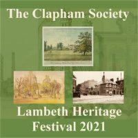 Local History Fair – Lambeth Heritage Festival 2021