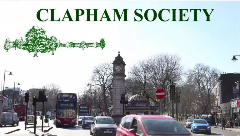 Clapahm Society video