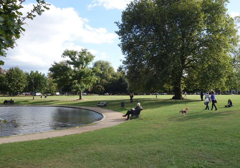 Clapham Society Guided Walks