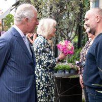 Royal Visit to Clapham 27 May 2021
