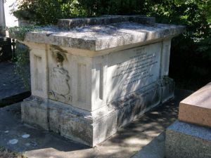 Tomb of Robert Hudson